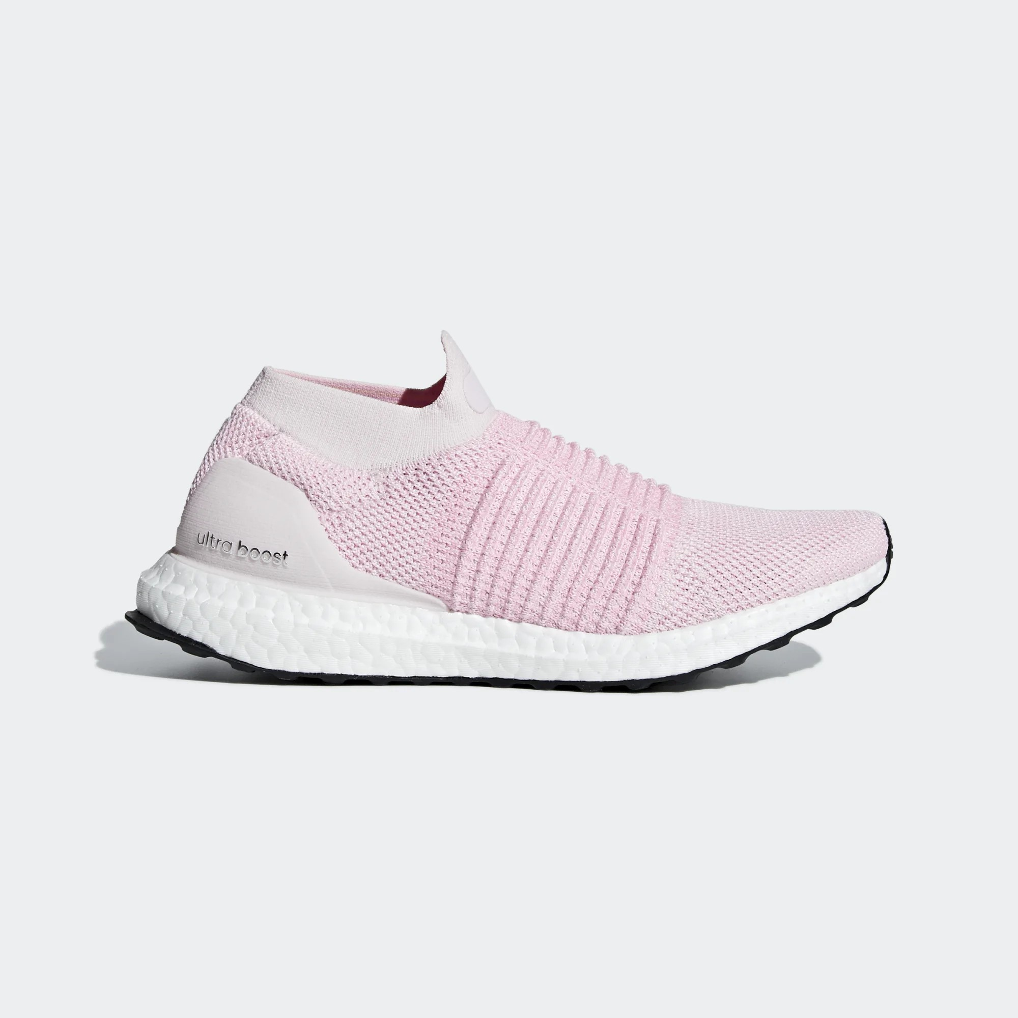 Adidas B75856 Femme Ultra Boost laceless Fonctionnement Chaussures Rose