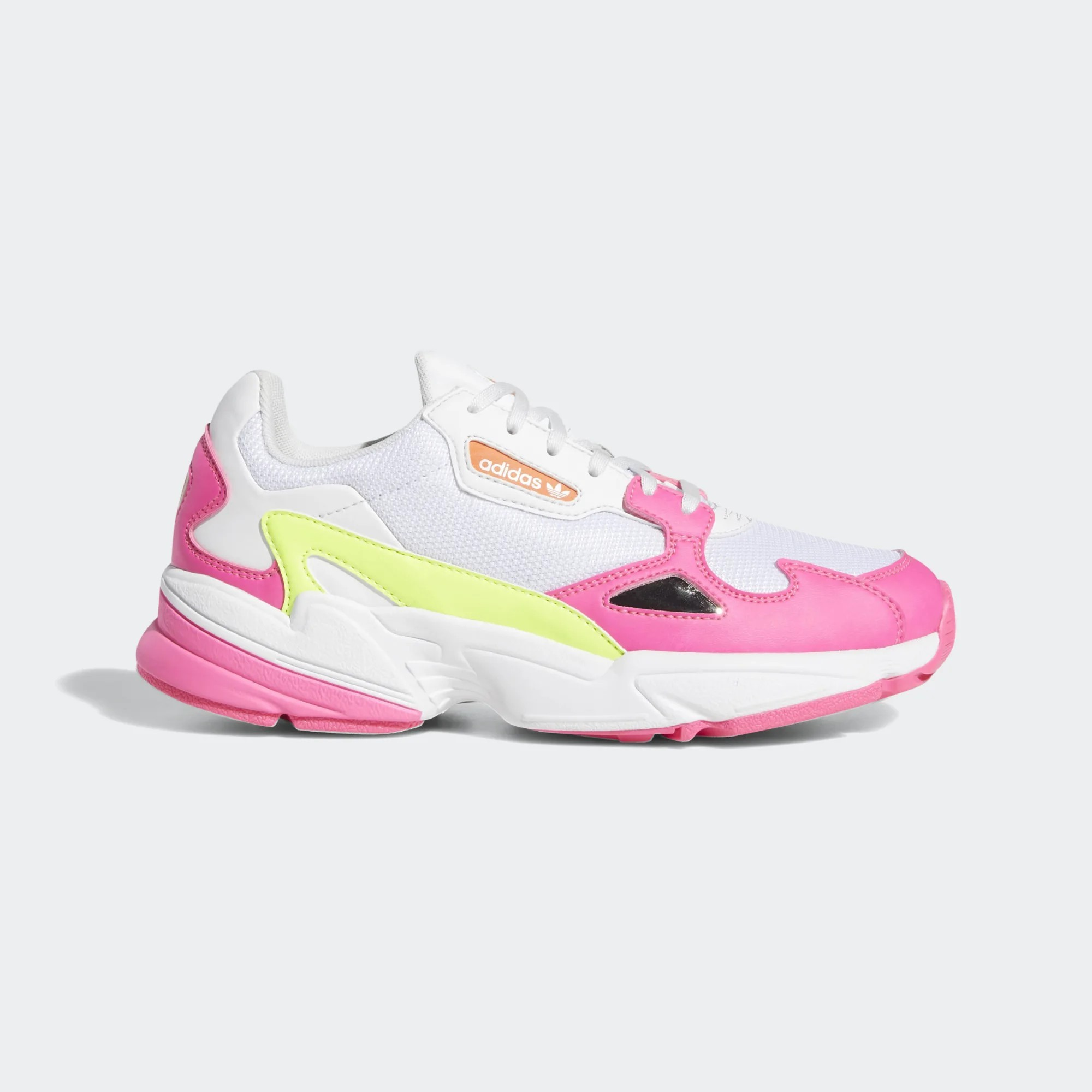 Femme Falcon 'Rose' Blanche/Rose adidas EE4405