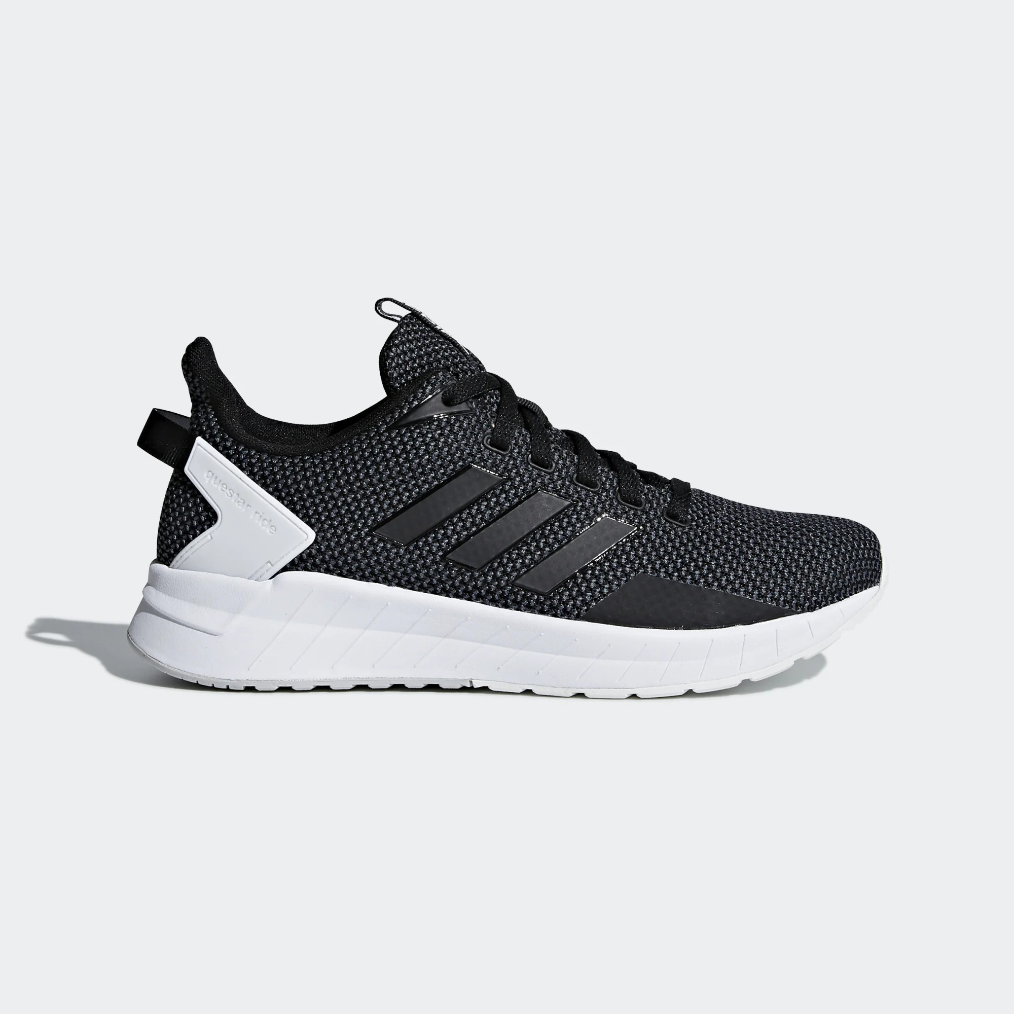 Adidas Questar Ride Carbon/Noir/Gris DB1308
