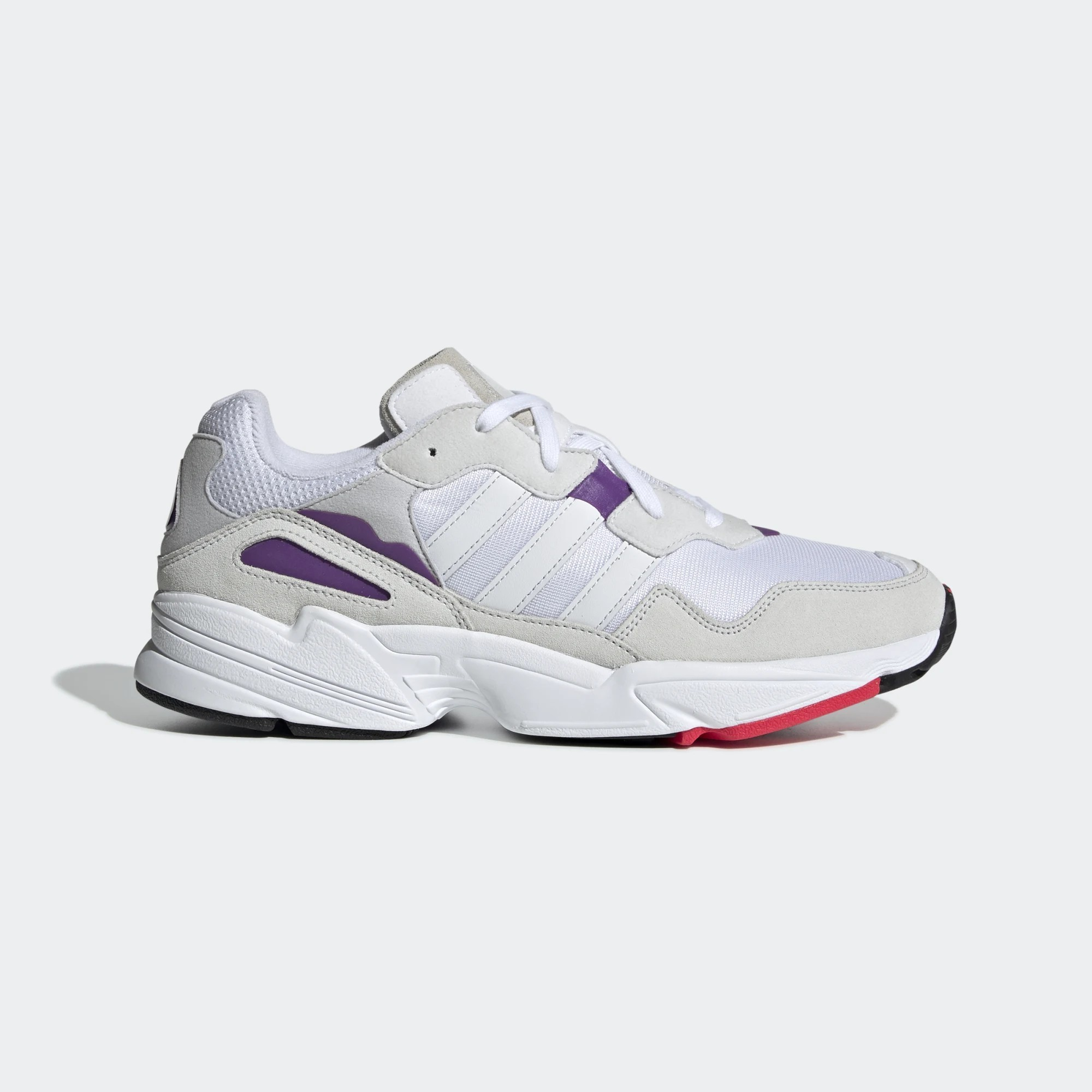 Adidas Yung-96 Blanche/Blanche/Violet DB2601