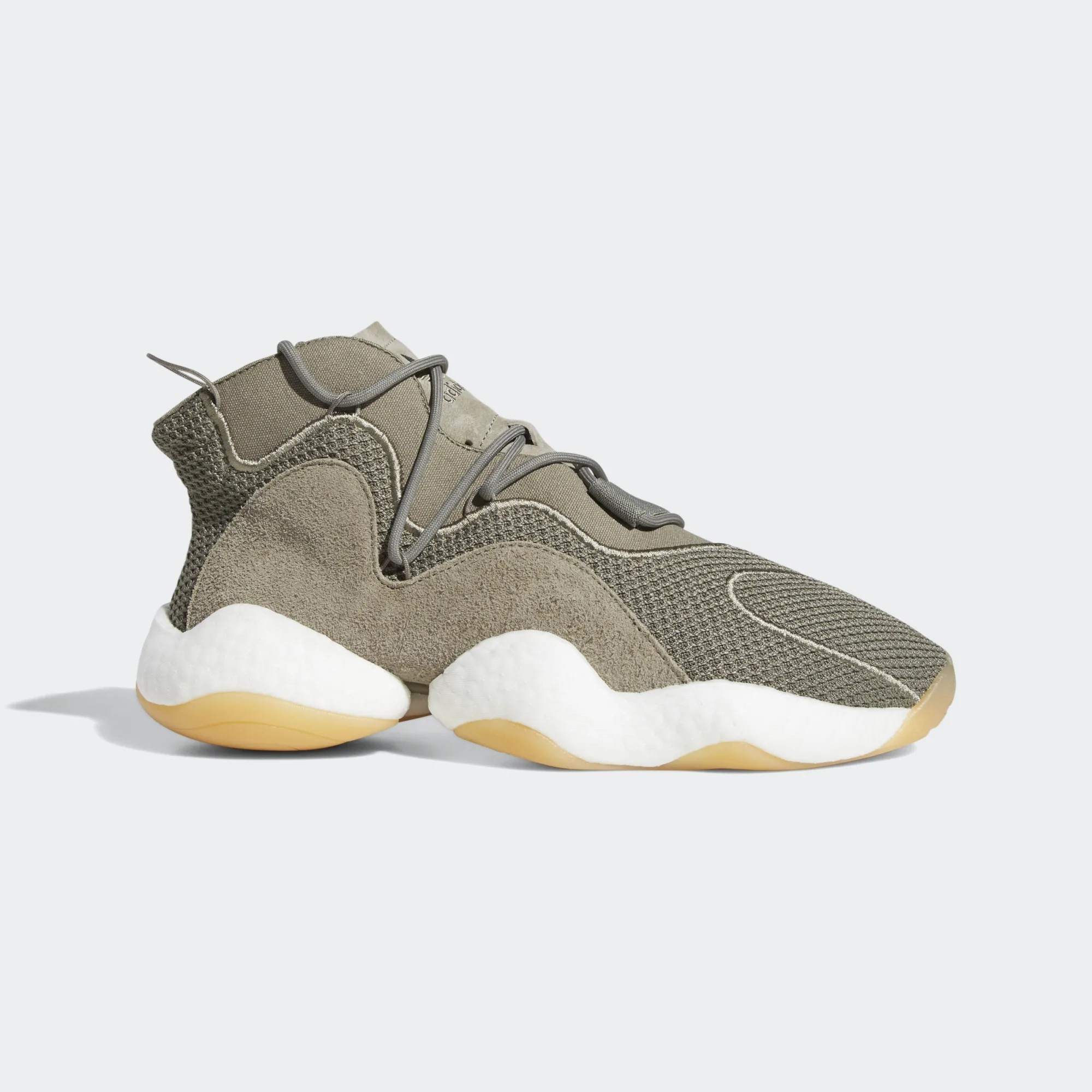 adidas Crazy BYW Chaussures Gris BD8004