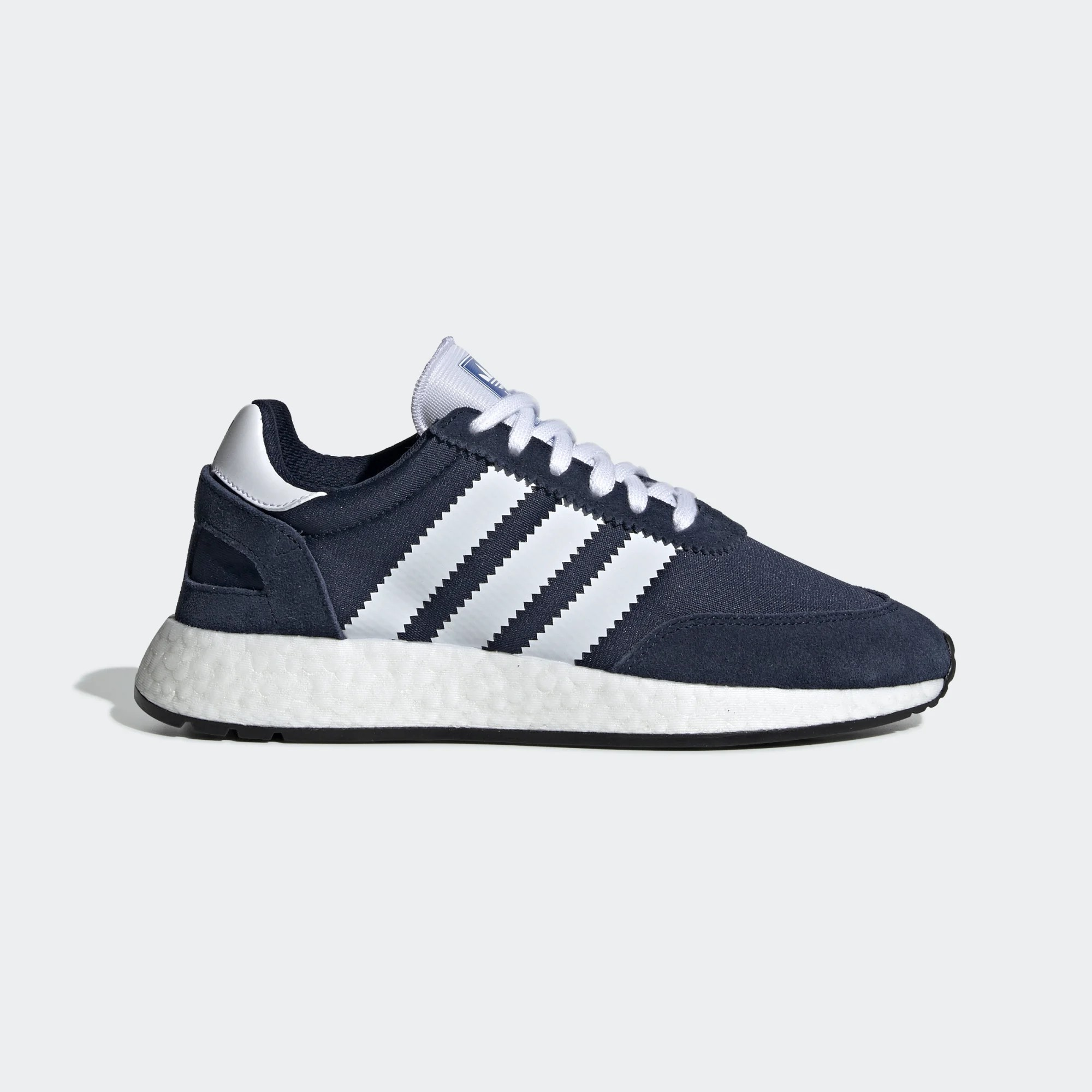 Adidas CG6038 I-5923 Femme Chaussures Navy Blanche