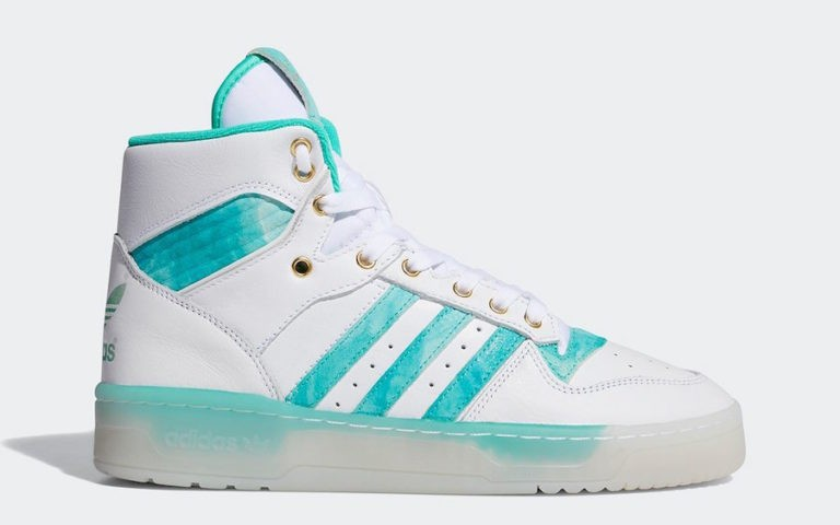 Rivalry High Vert/Blanche-Or - FV4526 - Adidas