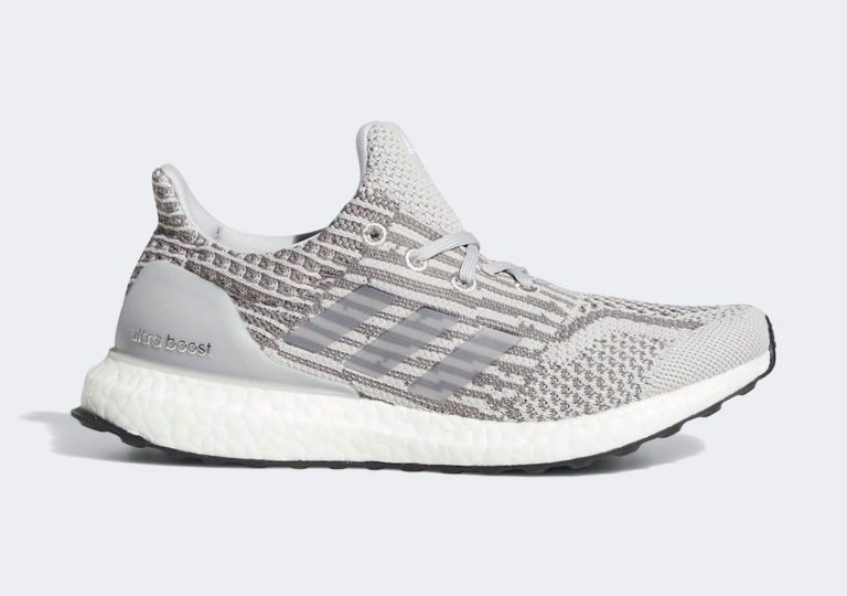 Adidas Ultra Boost 5.0 Uncaged Gris/Blanche-Gris G55369