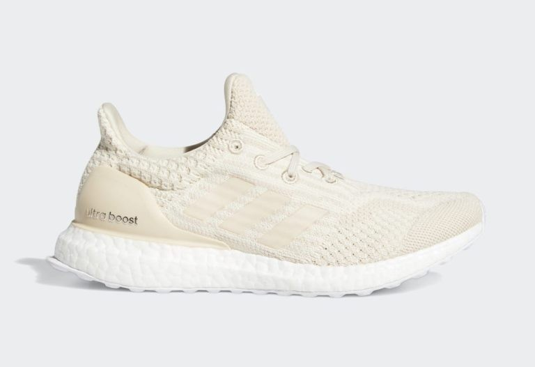"""Adidas Ultra Boost 5.0 Uncaged DNA """"Blanche"""" Halo Ivory/Blanche-Blanche G55370"""
