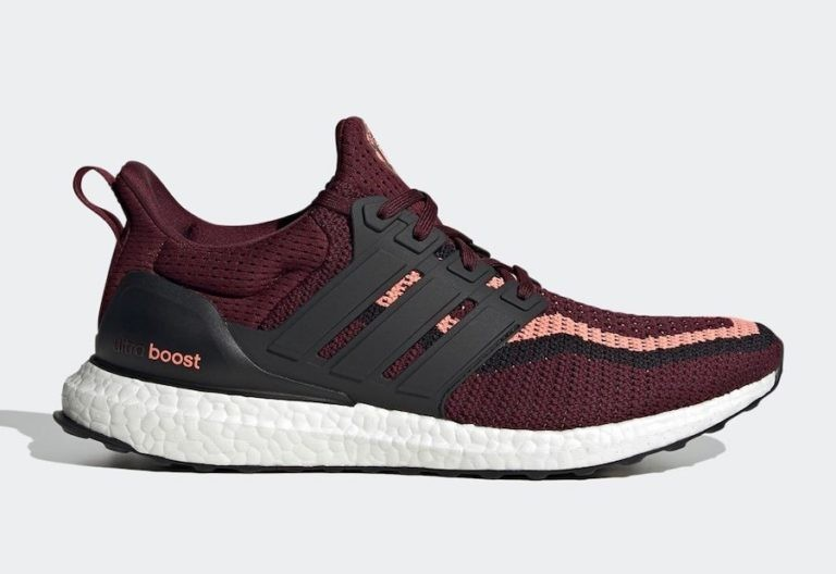 Manchester United x Adidas Ultra Boost DNA FZ3620 Rouge