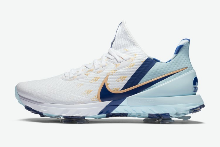 """Nike Zoom Infinity Tour Golf """"Wing It"""" Blanche CT6668-100"""