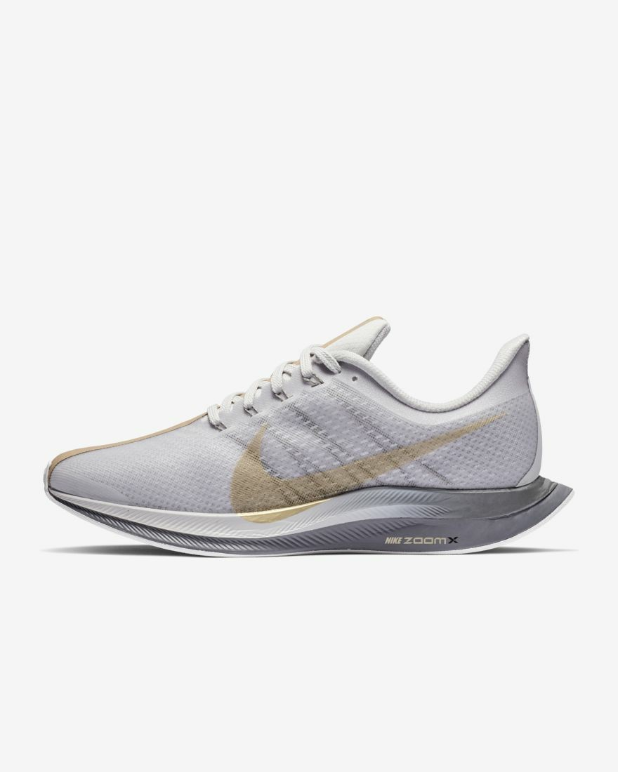 Nike Zoom Pegasus Turbo AJ4115-002 Gris/Gris/Métallique Or