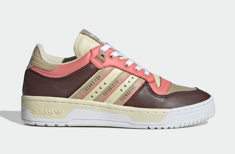 Human Made x Adidas Rivalry Low FY1085 Sand/Blanche