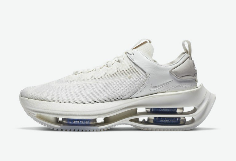 Nike Zoom Double Stacked CI0804-100 Blanche