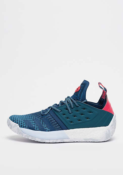 Adidas Performance Harden Vol.2 Bleu/Rouge/Or AH2216