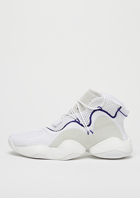Adidas Performance Crazy BYW Blanche/Blanche/Violet CQ0992