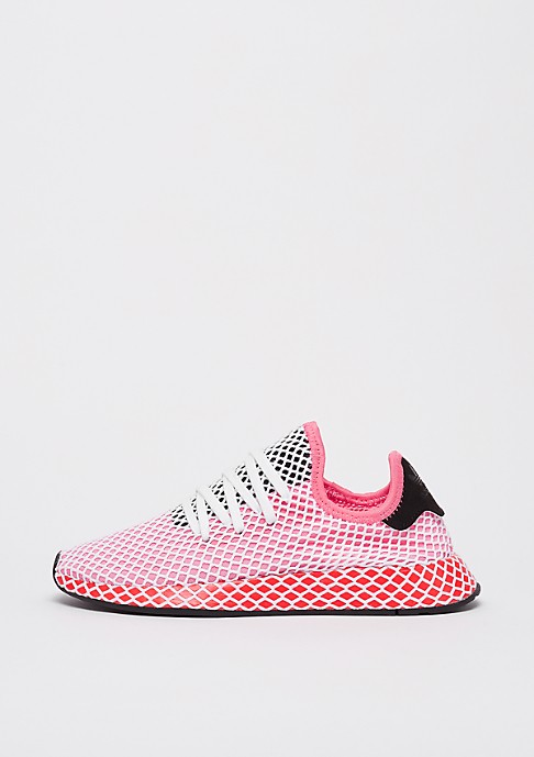 Adidas Deerupt Runner Rose/Rose/Orange CQ2910