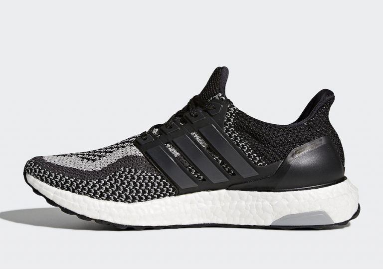 Adidas Ultra Boost 2.0 Noir/Blanche BY1795