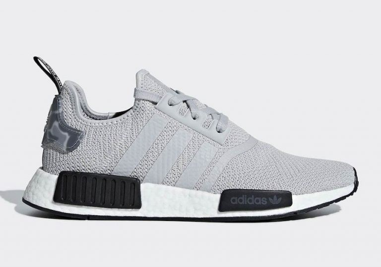 adidas nmd r1 gris homme