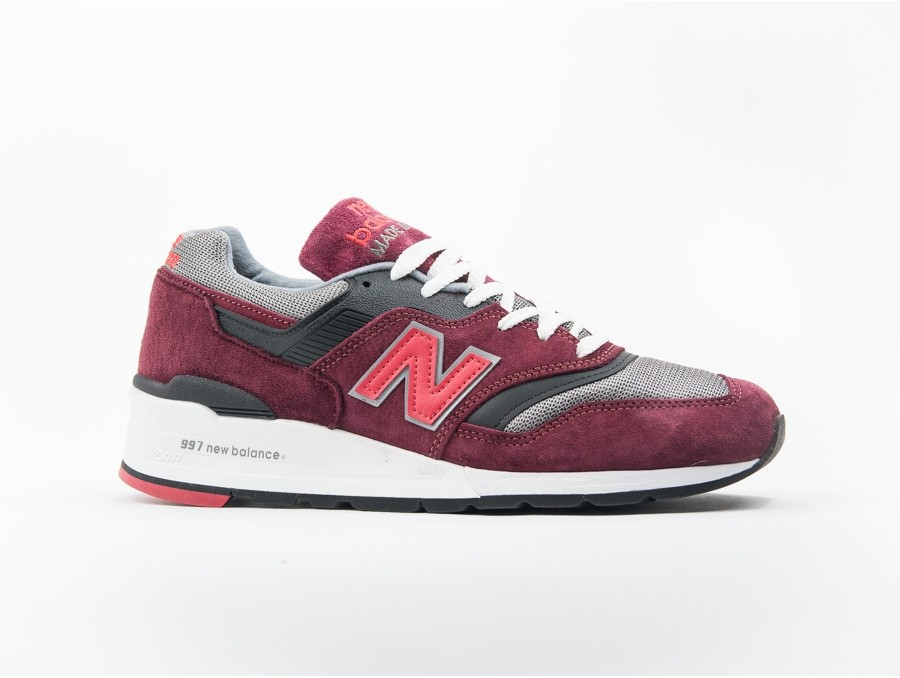 New Balance M997 CRG Made in Usa M9970CRG Rouge