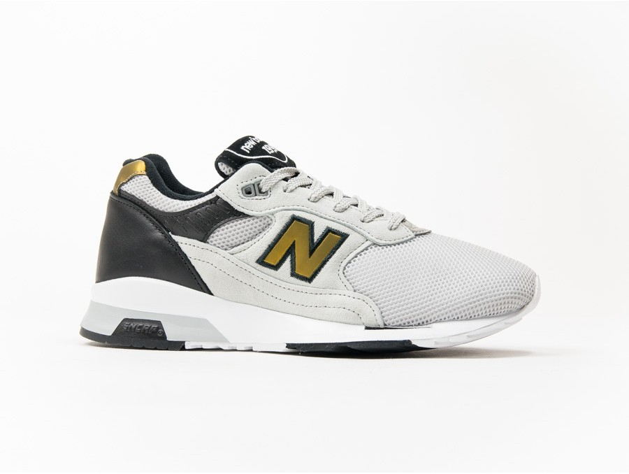 New Balance M1991GG Made in England Gris/Blanche/Or