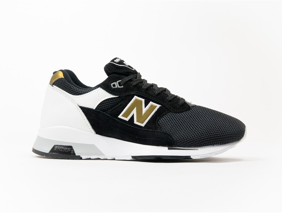 New Balance M1991KG Made in England Noir/Blanche/Or