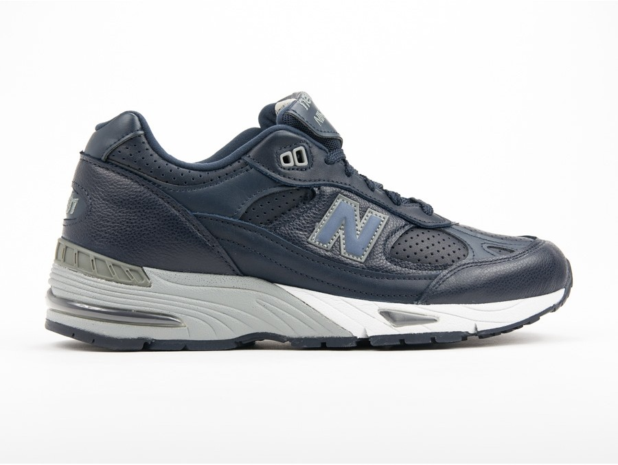 New Balance M991GMC Made in England Bleu