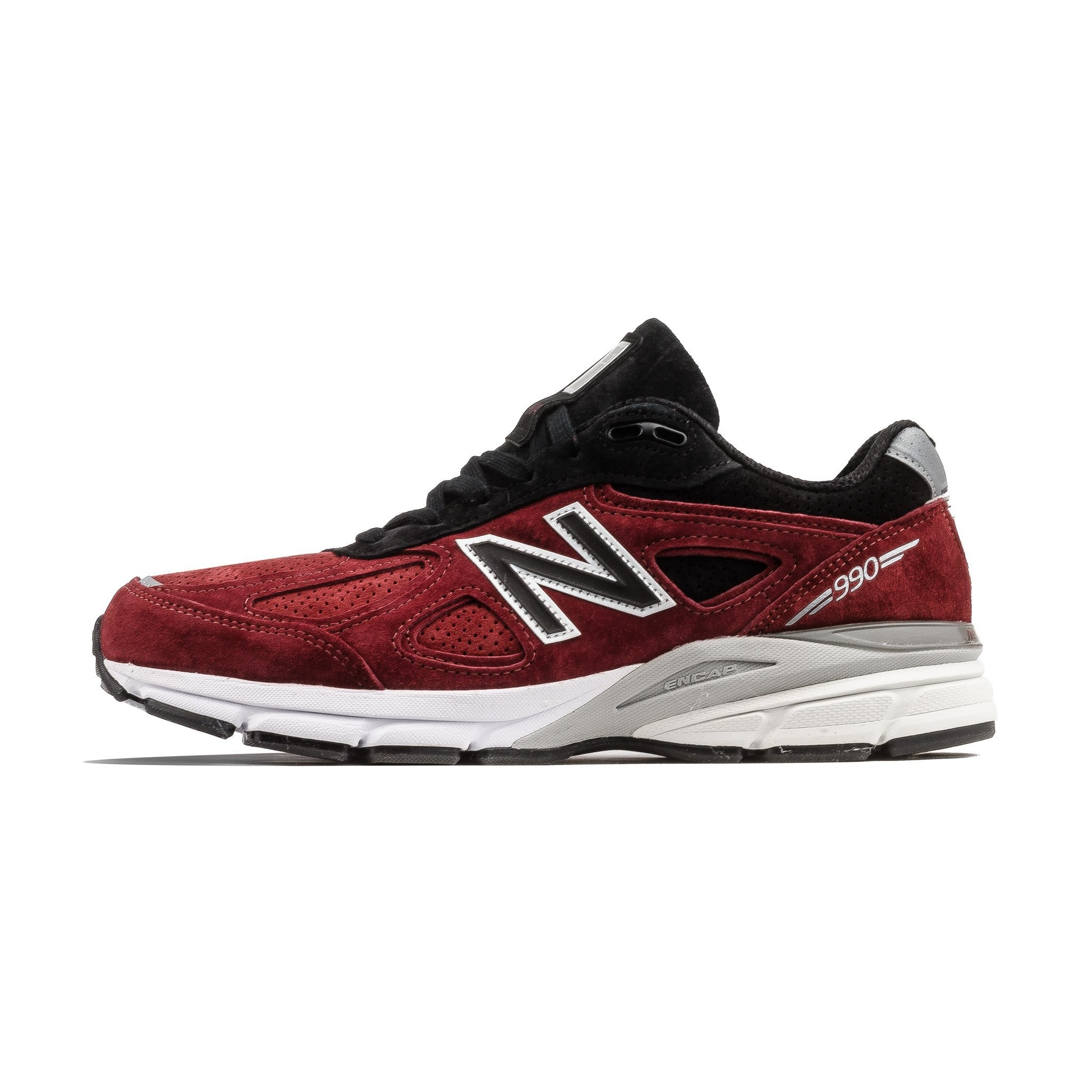 New Balance M990RB4 Mercury Rouge Made in USA