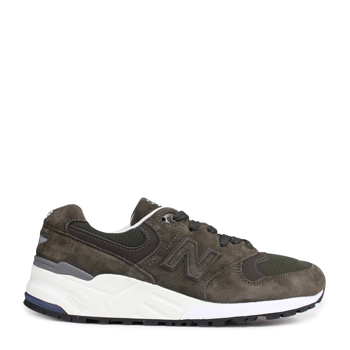 New Balance 999 Made in USA Homme Chaussures Vert M999NJ