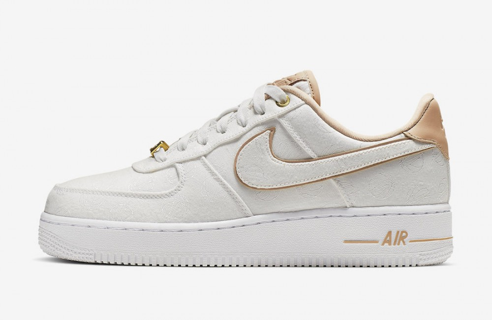 air force 1 marron femme