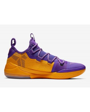 Nike Kobe AD Lakers Pack Or Violet AR5515-500