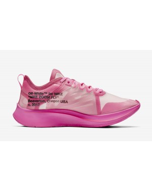 Off-White x Nike Zoom Fly SP Rose/Rose AJ4588-600