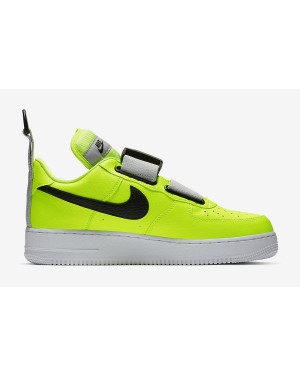 Nike Air Force 1 Utility OBJ GrisNoir Blanche AV2040 001