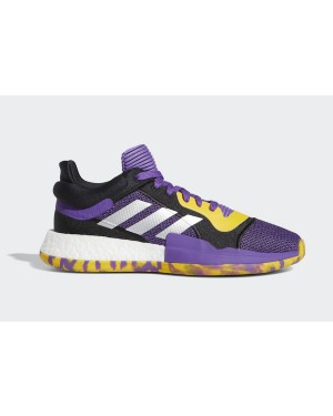"adidas Marquee Boost Low ""Brandon Ingram"" Violet/Violet-Or G27746"