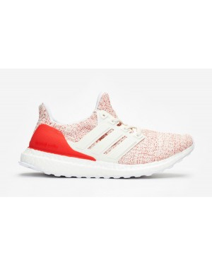 adidas Ultra Boost 4.0 Blanche/Blanche-Rouge DB3209