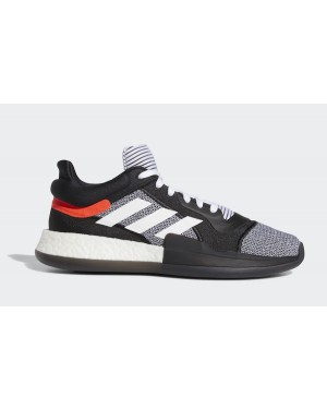 adidas Marquee Boost Low Noir/Blanche-Rouge D96931
