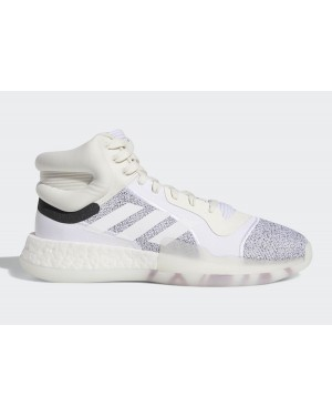 adidas Marquee Boost Blanche/Blanche-Gris G28978