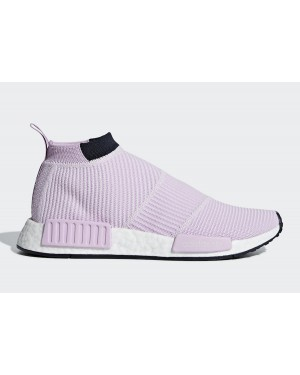 adidas NMD City Sock Violet/Violet-Legend Ink B37658