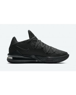 "LeBron 17 Low ""Noir"" - Noir - Nike - CD5007-003"