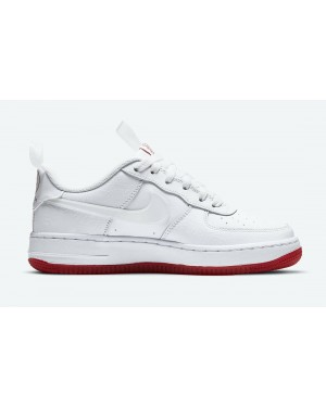 Air Force 1 Blanche Rouge Rose CN8534-100
