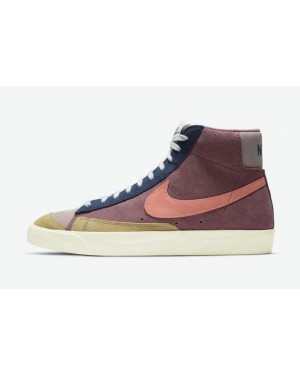 Nike Blazer Mid '77 Vintage WE Suede Rouge/Bleu-Jaune-Atomic Powder DC9179-664
