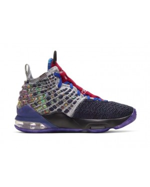 "Nike LeBron 17 ""What The"" Multicolore CV8079-900"
