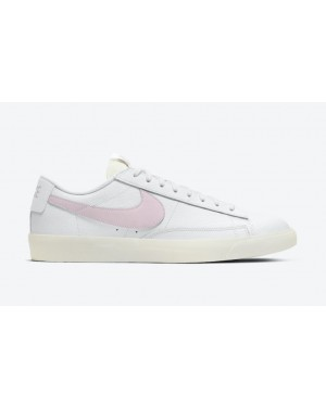 "Nike Blazer Low Leather ""Rose"" Blanche CI6377-106"