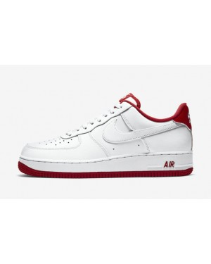 Nike Air Force 1 Low Blanche/Rouge CD0884-101