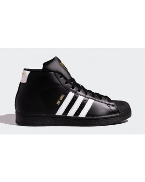 adidas Pro Model Noir/Blanche-Or FV5723