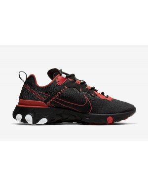 Nike React Element 55 Script Swoosh CK9285-001