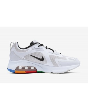 Air Max 200 'Blanche Multi' - Nike - AQ2568-002