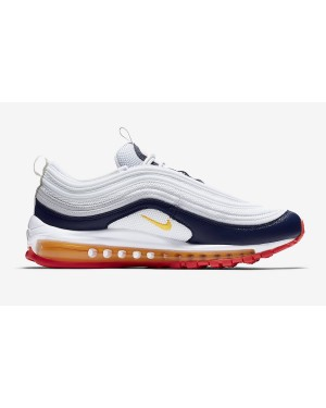 Nike Femme Air Max 97 'Platinum Orange' 921733-015