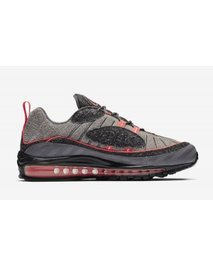 finest selection 17779 63d3d Nike Air Max 98 Gunsmoke Lava Glow-Gris-Gris BV6046-001 ...