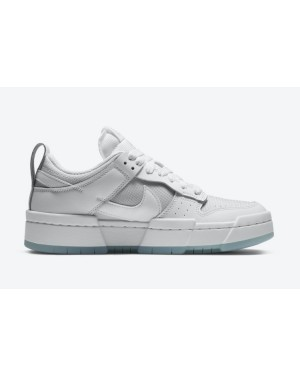"Nike Dunk Low Disrupt ""Photon Dust"" Photon Dust/Blanche-Blanche CK6654-001"