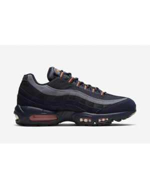 Nike Air Max 95 Navy Anthracite Gris Orange CW7477-400