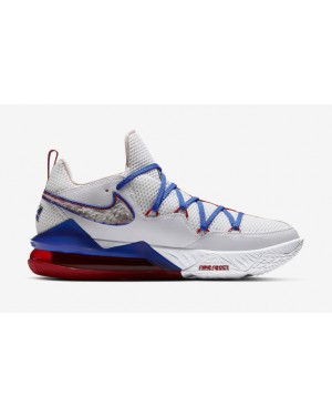 Nike LeBron 17 Low Tune Squad CD5007-100