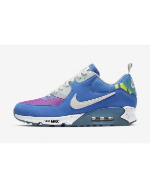 Nike Air Max 90 20 Undefeated Bleu - CQ2289-400