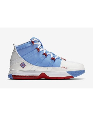 Nike LeBron 3 Houston Oilers AO2434-400